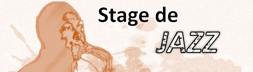 Stage de Jazz // Ecole de Musique de l'Isle d'Abeau