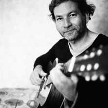 Philippe GABERT - Professeur de guitare - Ecole de Musique de l'Isle d'Abeau