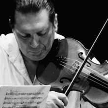 Pascal BÉRRUBÉ - Directeur Pédagogique - Professeur de violon, alto et formation musicale - Ecole de Musique de l'Isle d'abeau