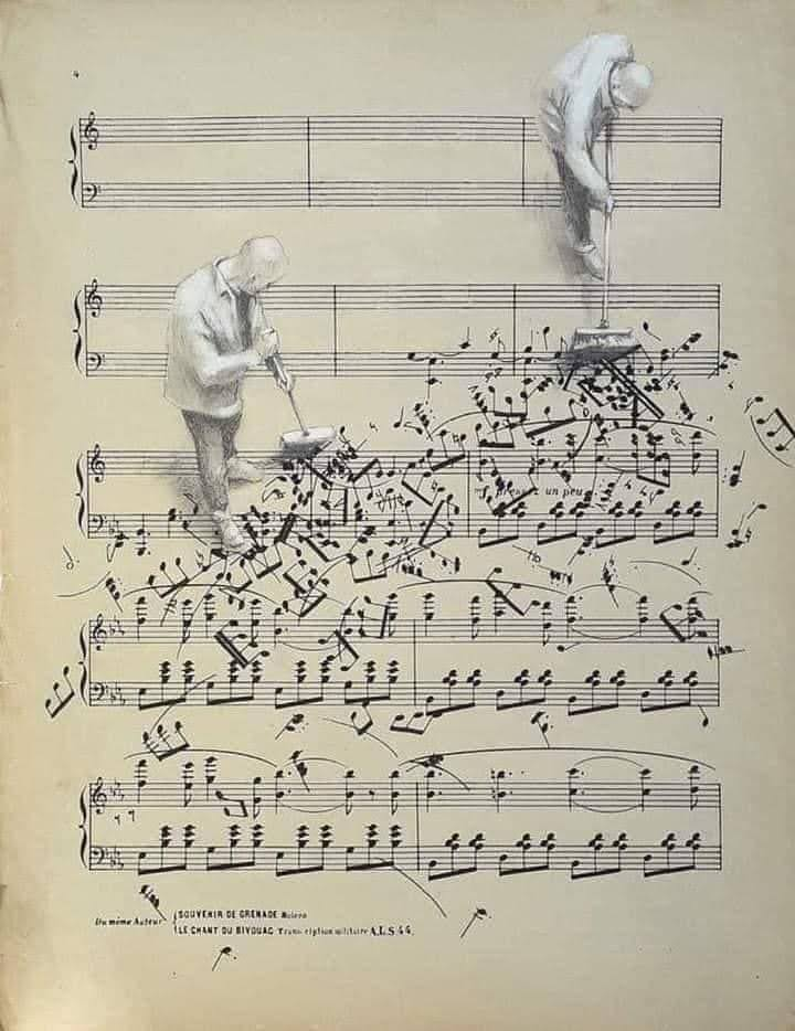 Balayage de notes